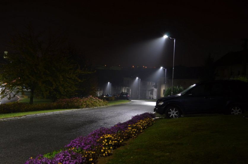Street lighting - Počenice-Tetětice